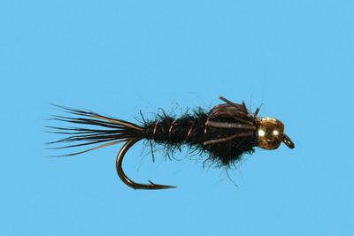 Bead Head Black Nymph
