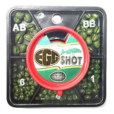 Dinsmores 5 Shot Tin Egg Cushion #AB-06