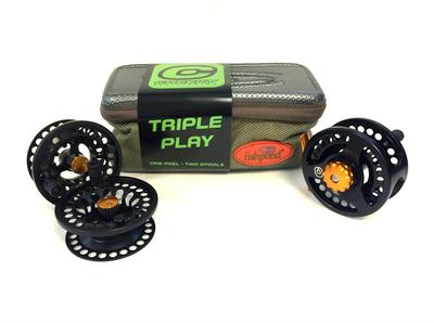 Tyro Triple Play Fly Reel Spool/Bundle