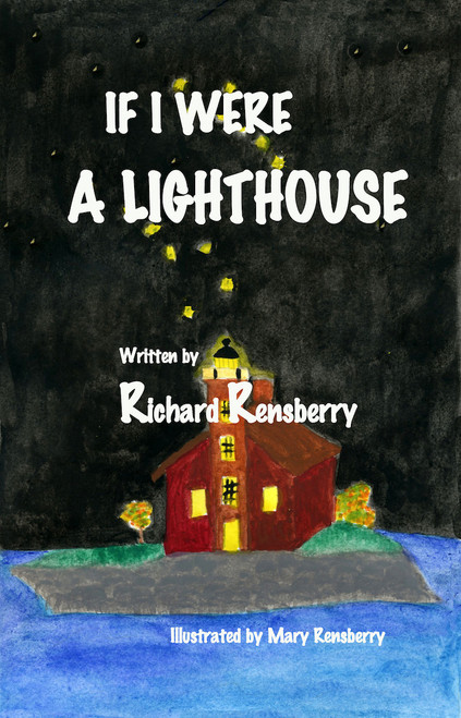 If I Were a Lighthouse - Front Cover