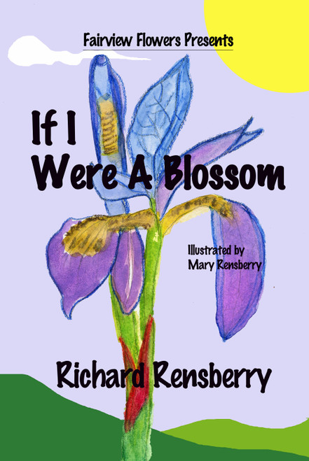 Cover to If I Were A Blossom