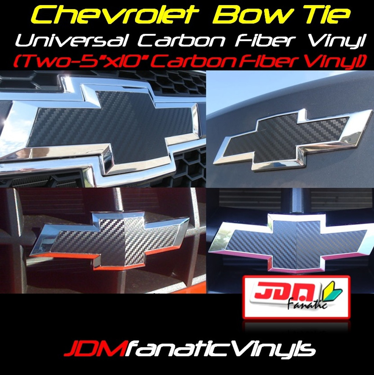 """x3 Red 3M Cut-Your-Own Car Wrap Kit DIY GM Logo Easy to Install air Release Film 12/"""" x 4/"""" Sheets 3 Pack Qbc Craft Chevy Bowtie Emblem Vinyl Overlay"""