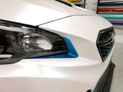 Under Headlight Eyelid Overlay Kit (2018-2020 WRX/STI)