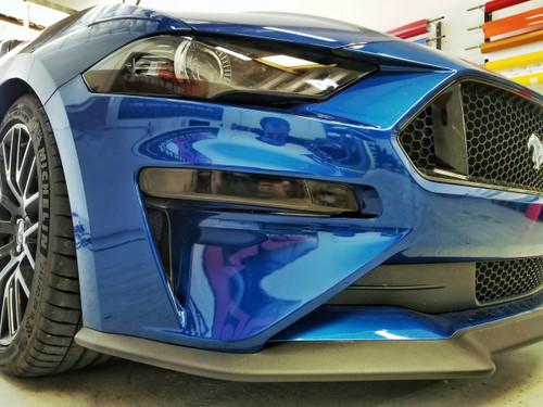 Smoked - Turn Signal Overlays (18-20 Mustang)