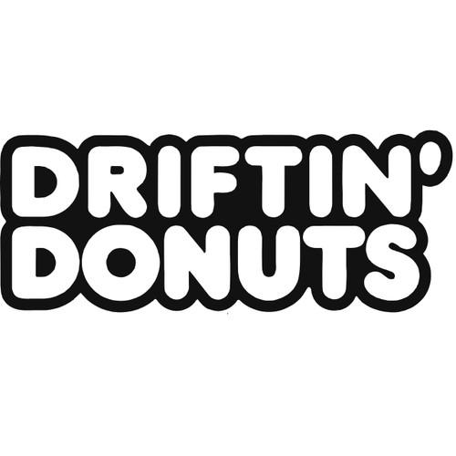 Driftin' Donuts - DECAL