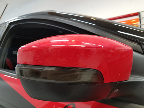 SMOKED Mirror Turn Signal Overlays Tint (15-18 Focus RS/ST)