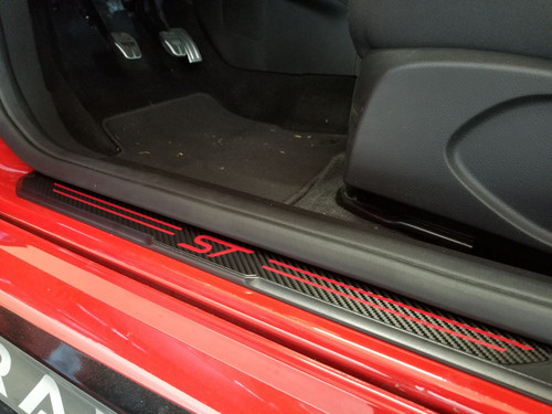 Door Sill Overlays with ST logo (15-18 ST)