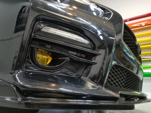 Yellow Fog Light Overlays (14-18 Q50)