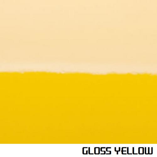 Gloss YELLOW Vehicle Wrap Vinyl
