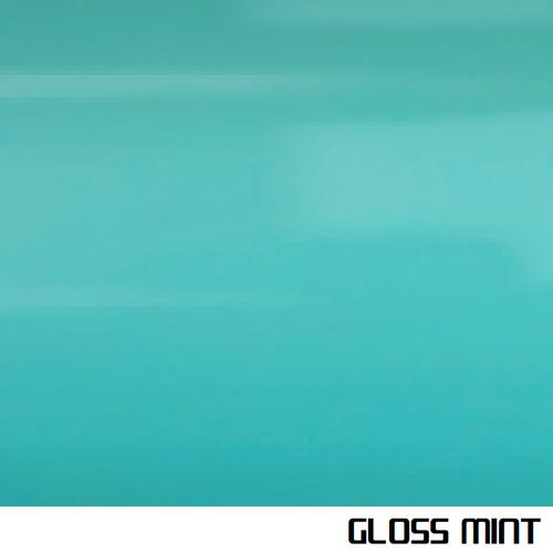 Gloss MINT Vehicle Wrap Vinyl - HX20BTIB