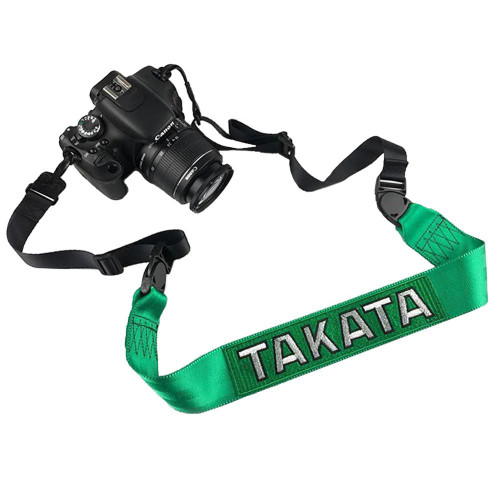 JDM Seatbelt Racing Camera Strap