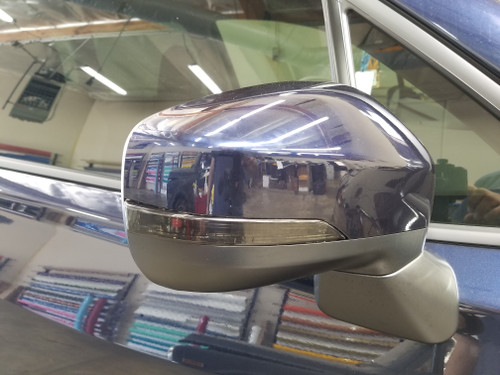 Mirror Turn Signal Overlays (2019 Forester)