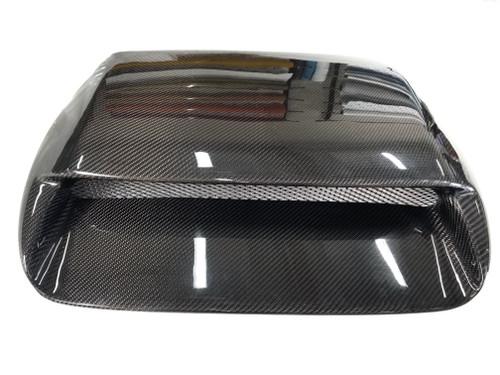 Carbon Fiber Oversized Hood Scoop -  (15-20 WRX STI)