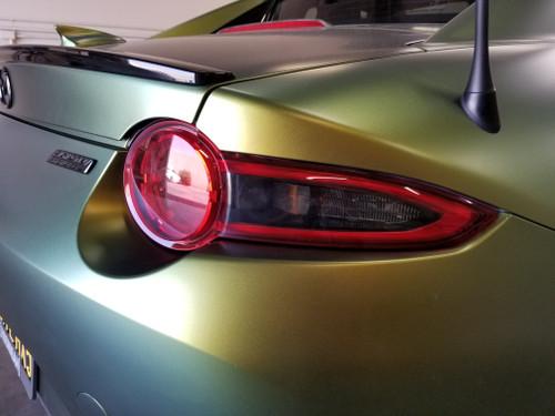 Smoked Tail Light Insert Overlays Tint (16-19 MX5)