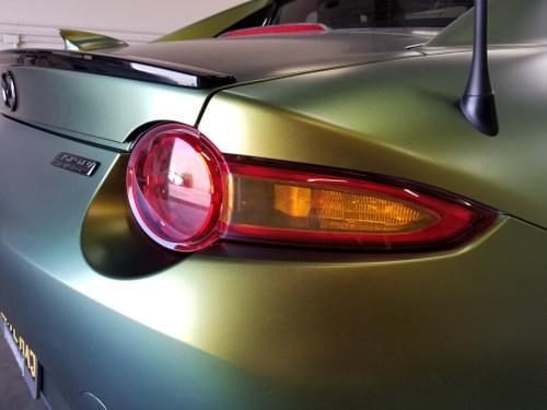 Amber Tail Light Insert Overlays Tint (16-19 MX5)