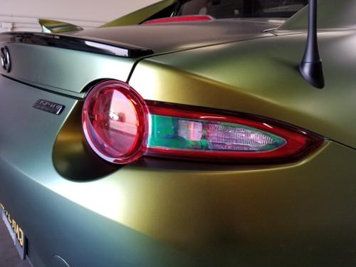 Neo Chrome Tail Light Insert Overlays Tint (16-19 MX5)