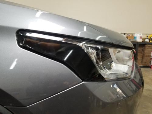 BLACKOUT Head Light Amber Delete Overlays Tint (2018-2020 Traverse)