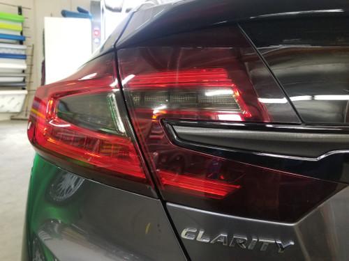 Dark Smoked Tail Light Overlays Tint (16-20 Clarity)