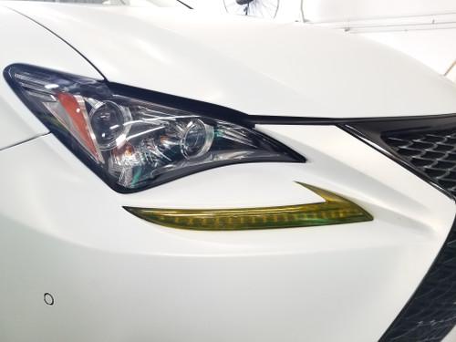 Precut DRL Overlays Tint (15-20 Lexus RC/RCF)