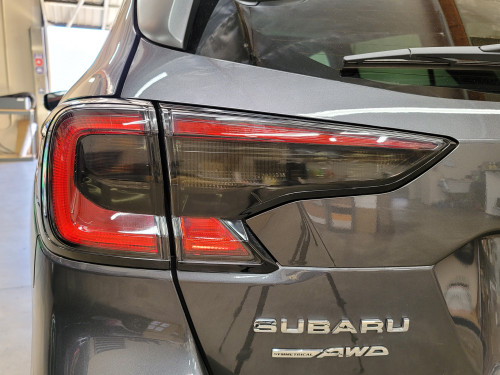 Smoked Tail Light Overlays Tint (2020-2021 Outback)