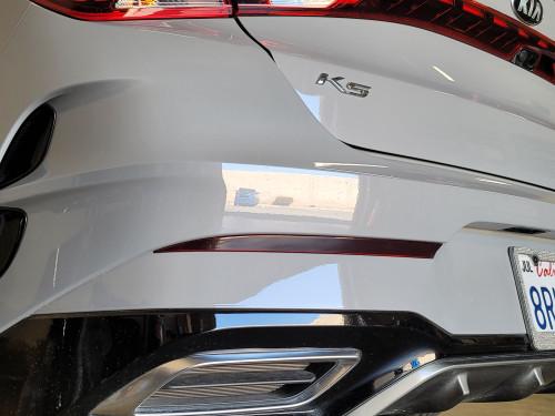Rear Bumper Reflector Overlays Precut Tint (2021 K5)