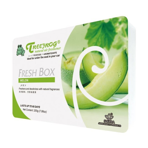 Treefrog Fresh Box Car Air Freshener Scent - Melon