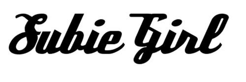 Subie Girl Decal/Sticker