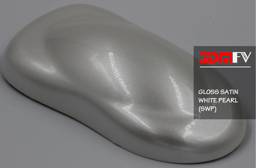 Gloss Satin White Pearl (SWP) Color Match - JDMFV