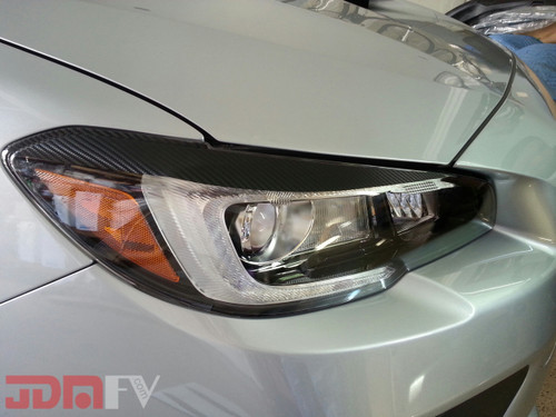 Precut Head Light Eyelids Overlays Wrap (2015-2020 WRX/STI)
