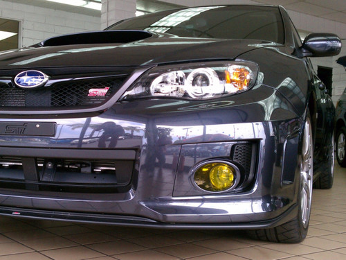 Precut Fog Light Overlays Tint (08-14 WRX/STI)