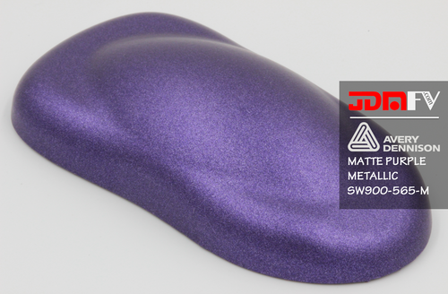 Avery Denisson - SW900-565-M - Matte Purple Metallic