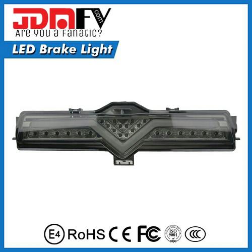 BRZ/FRS Smoked 4th Brake Light Reverse/Rear Fog Light