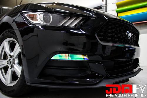 Neo Chrome - Turn Signal Overlays (15-17 Mustang)