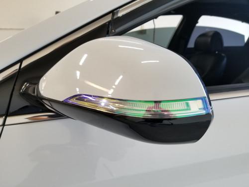 NEO Chrome - Mirror Turn Signal Precut Overlays (15-17 Sonata)