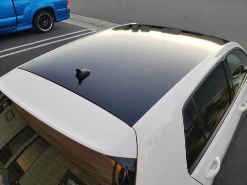 Roof Wrap Overlay GTI/TDI/GOLF/MK7