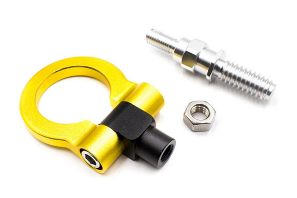 Front or Rear Tow hook CNC Aluminum