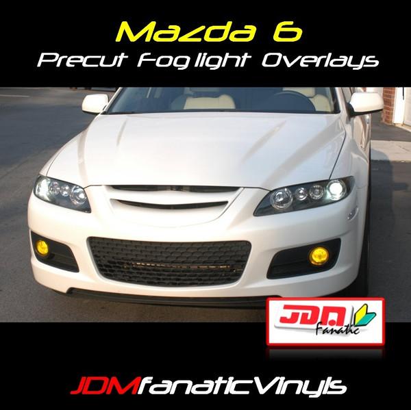 Car & Truck Lighting & Lamps Motors 03-08 Mazda 6 SPEED Fog light ...