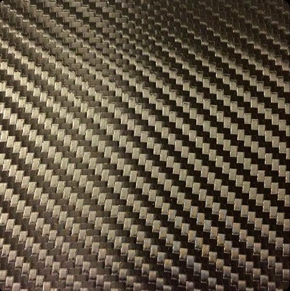 Black Carbon Fiber Vinyl Wrap Overlay 3D Textured - Universal Kit