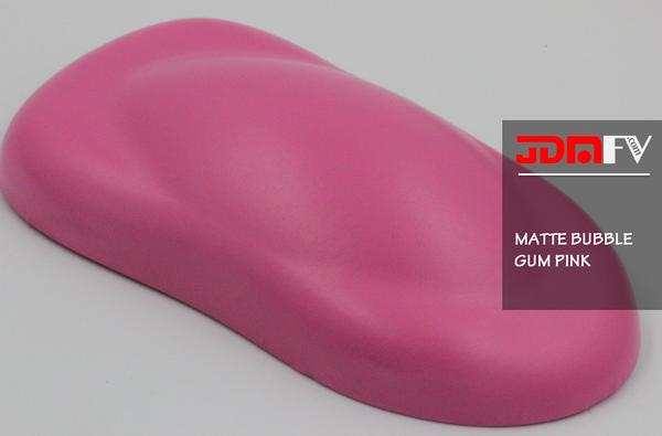 Matte Bubble Gum Pink -  JDMFV