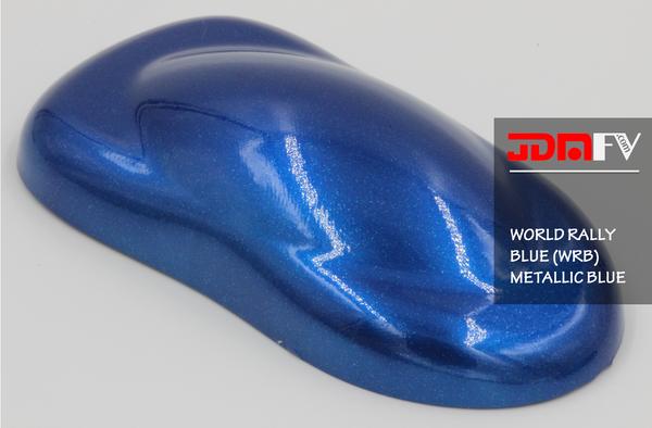 Gloss METALLIC BLUE Vehicle Wrap Vinyl - Universal Kit