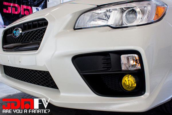 Precut Fog Light Overlays Tint (2015-2020 WRX STI )