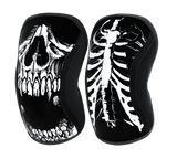 Assassins Knee Sleeves - Skull