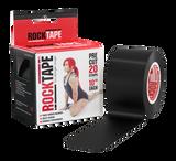5cm Black RockTape Pre-Cut
