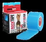 5cm Blue RockTape Pre-Cut - H2O