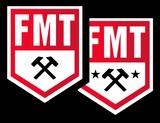 FMT Blades & Blades Advanced - live webcast -September 11th-12th
