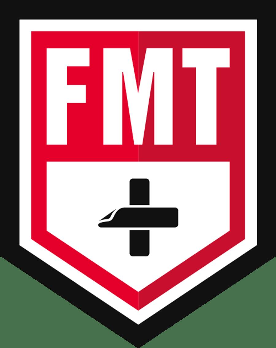 FMT Basic & Advanced -live webcast English- September 19th - September 20th