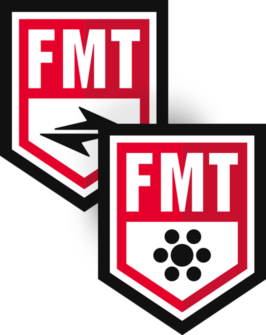 FMT RockPods & RockFloss - live webcast English -October 24th-October 25th