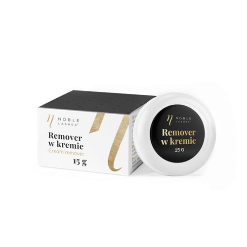 Eyelash Cream Remover for sensitive skin