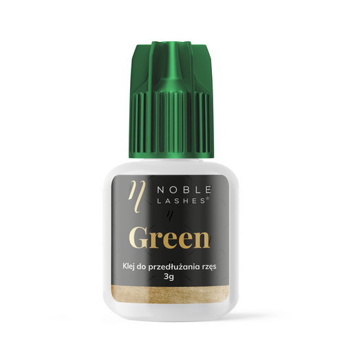 Glue Green quick drying for lash extension