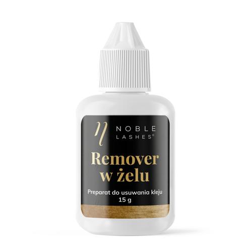 Eyelash Gel Remover 15ml for extended lashes